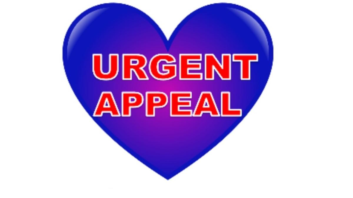 Urgent Appeal Heart