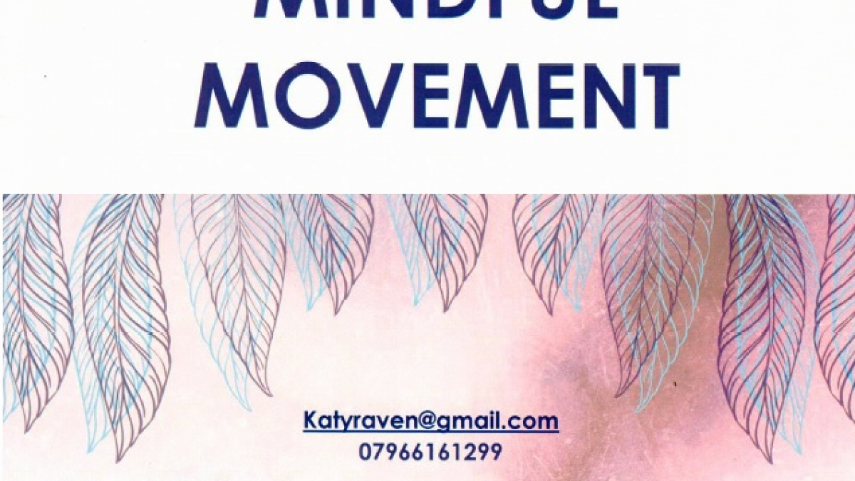 Mindful Movement Image