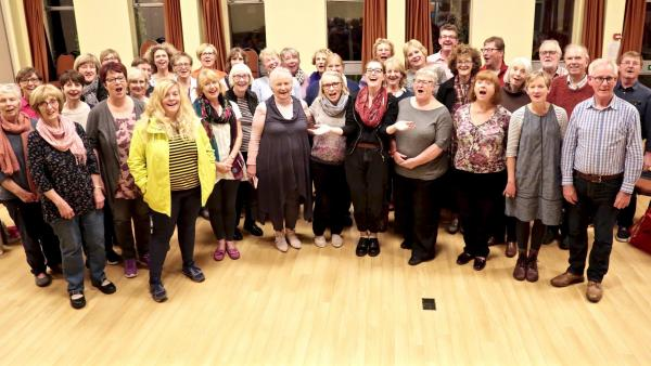 Ilkley Moornotes Community Choir